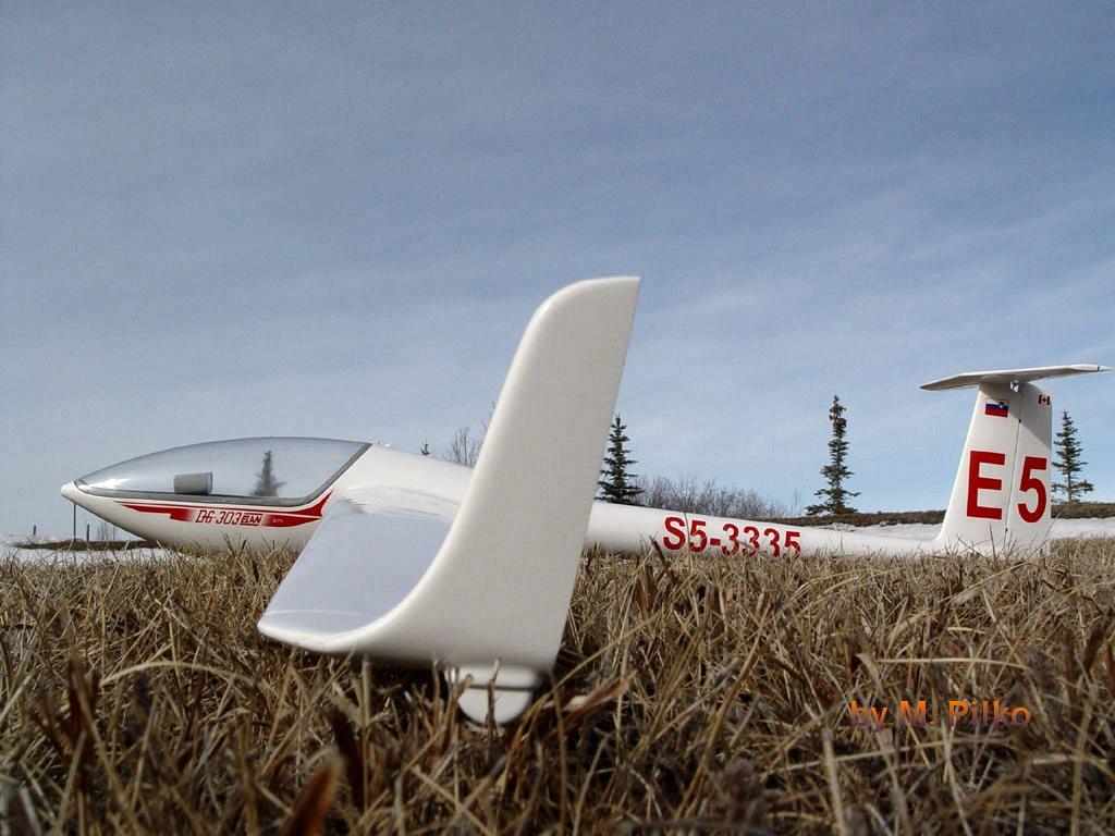 What Is A Glider Kit >> DG-303 3.3m