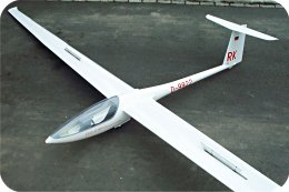 Scale Gliders Gt 4m
